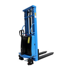 2.5m Semi Electric Pallet Stacker