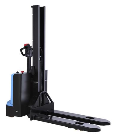 1200 Kg Mono Mast Electric Pallet Stacker