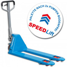 HanseLifter BF-SL : 2500kg Speed Lift Pallet Truck - Forks 1150mm x 520mm