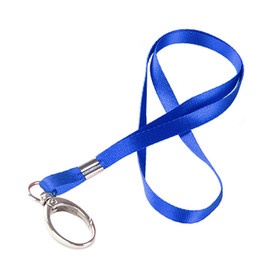 Plain Nylon Lanyard - 15mm