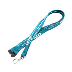 Screen Printed Tubular Lanyard - 15mm