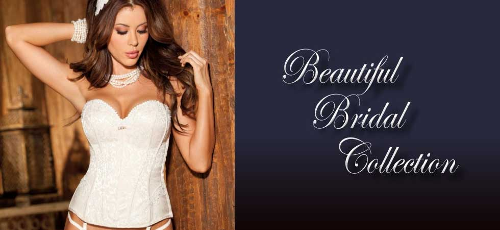 Bridal LIngerie | Corset | G Sring | Panties