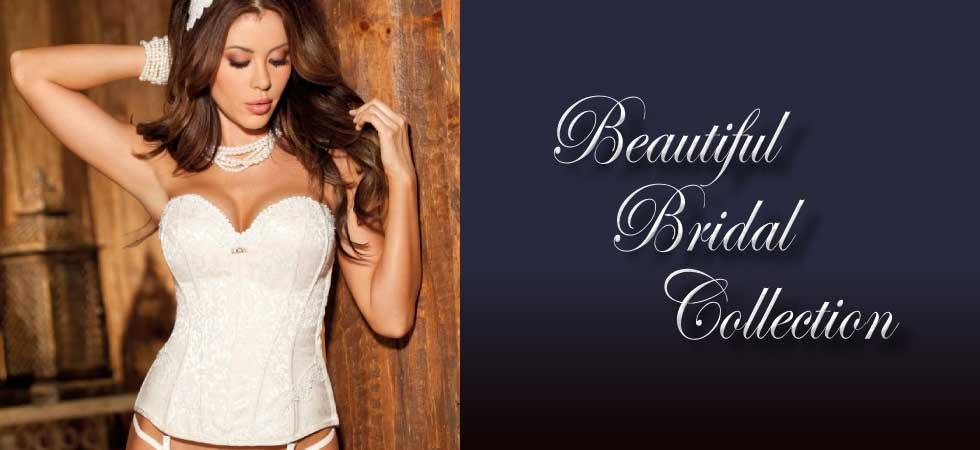 Bridal LIngerie   Corset   G Sring   Panties