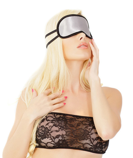 Satin Eye Mask | sexy bedroom accessories