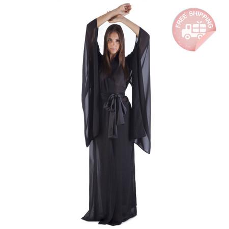 Free Shipping on KabukiU Kimono Robe | Sexy Lingerie Store