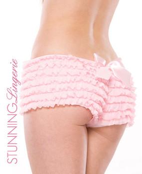 Bombshell Ruffle Shorts