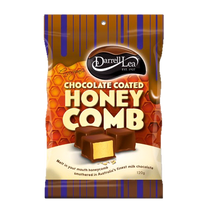 chocolate coated honeycomb darrell lea