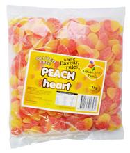 peach hearts 1kg