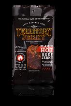 Flamin Hot Territory Beef Jerky