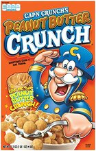 captain crunch peanut butter