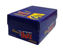 cadbury buzz bar box