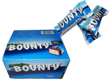 Bounty treat size box 50 x 14g