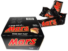 Mars bar treat size 50 x 18g