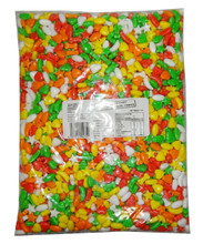 compressed candy rainbow fruits