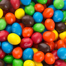 chocolate peanut M&M's
