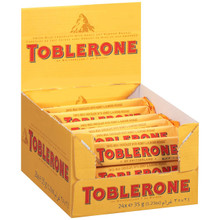 Toblerone 35g display box
