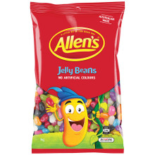 allens jelly beans bulk 1kg bag wholesale confectionery