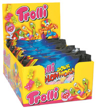 Trolli Sour Glow Worms