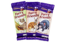 Cadbury Furry Friends