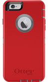 OtterBox Defender Case iPhone 6/6S - Red/Grey