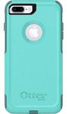 OtterBox Commuter Case iPhone 7+ Plus - Aqua Mint/Green