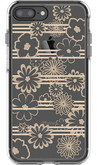 OtterBox Symmetry Clear Case iPhone 7+ Plus - Drive Me Daisy