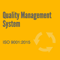 Quality Management System - ISO 9001:2015