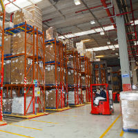 Warehousing - General Safety SWMS