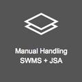 Manual Handling SWMS + JSA
