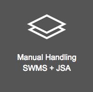 Manual Handling SWMS + JSA Starter Pack