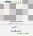 WHS - Pest Control Services Work Health & Safety Management System 50119-3