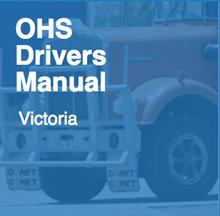 OHS Drivers Manual (VIC)