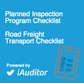 Road Freight Transport Checklist