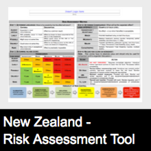 Risk Assessment Matrix - NZ
