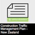 Construction Traffic Management Plan - New Zealand