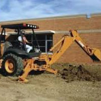 Backhoe or Front End Loader SWMS