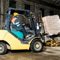 Forklift - Petrol / Diesel SWMS