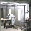Painting - Spraying in Booth SWMS
