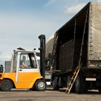 Forklift - Loading and Unloading Trucks SWMS