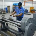 Sheet Metal Roller SWMS