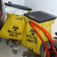 Cleaning - Infectious Waste - Handling & Disposal SWMS