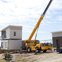 Pre-Fabricated Homes - Transfer SWMS