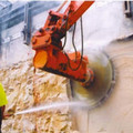 Excavator Attachment - Rock Saw SWMS