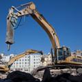 Excavator Attachment – Rock Hammer SWMS