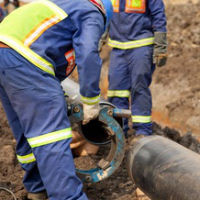 Pipework - Maintenance - Hazardous SWMS
