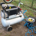 Air Compressor - Portable - Electric SWMS