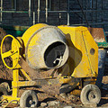 Cement Mixer - Petrol SWMS