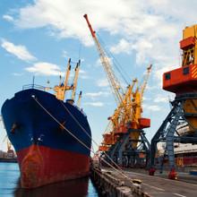 Crane - Wharf Mounted SWMS