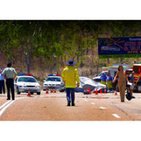 Vehicle Accident - Company SWMS