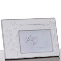 Language of Love Wedding Photo Frame